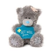 "Me to You 5"" Get Well Soon Tatty Teddy Bear"